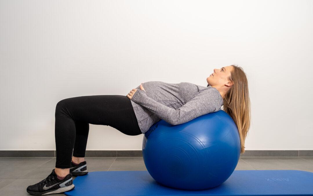 – Kinesitherapie – zwangerschap (voor, tijdens, na)