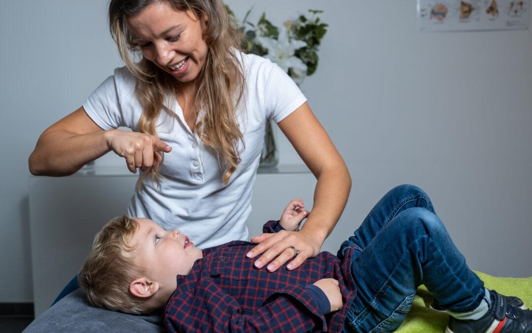 Met je baby of kindje naar de osteopaat? Ja!