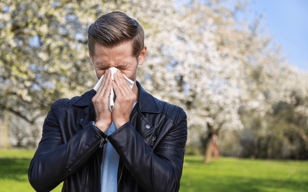 Chronische sinusitis, aanhoudende neusloop