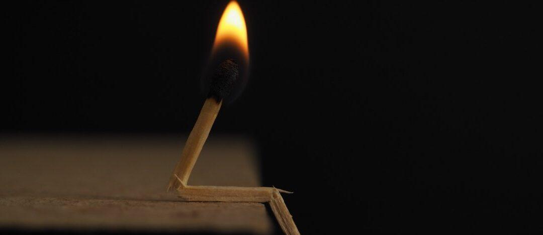 SOS burn-out: een lichamelijke uitputtingsreactie